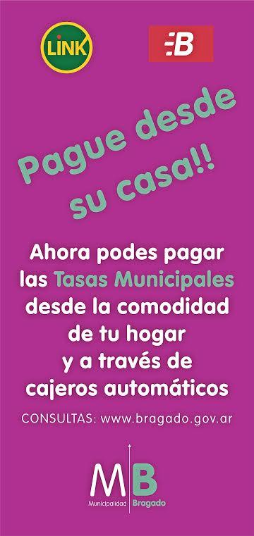 Municipalidad de Bragado - Pague desde casa